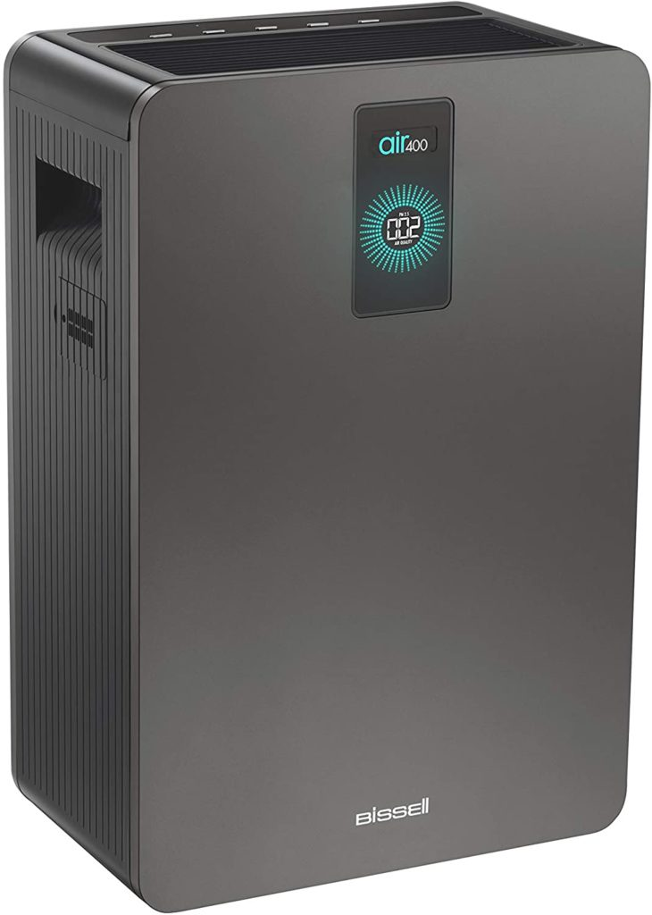 Bissell air400 Air Purifier Review in 2020-2021-10TechPro