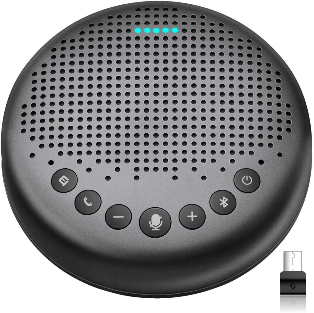 Best Bluetooth Speakerphone for Home Office In 2021 – The Ultimate Guide-10TechPro