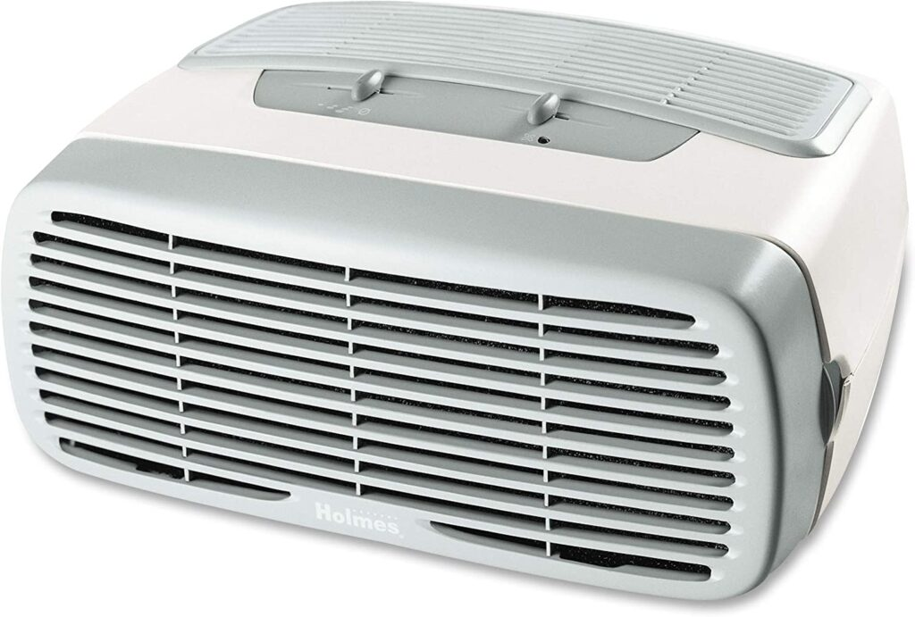Holmes Desktop Air Purifier Review In 2021 – The Buying Guide-10TechPro