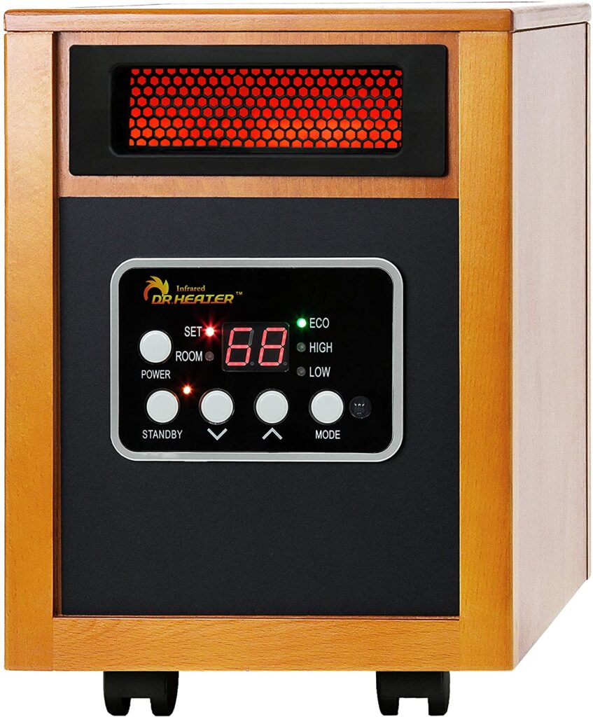 Best Space Heater for Basement Review in 2021-10TechPro