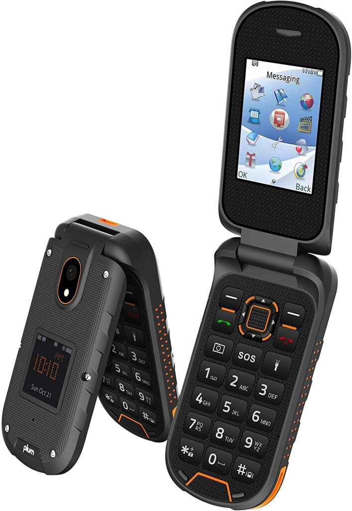Best Flip Phone for Seniors Review in 2021-10TechPro