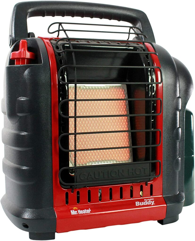 Best Indoor Propane Heater Review In 2021-10TechPro