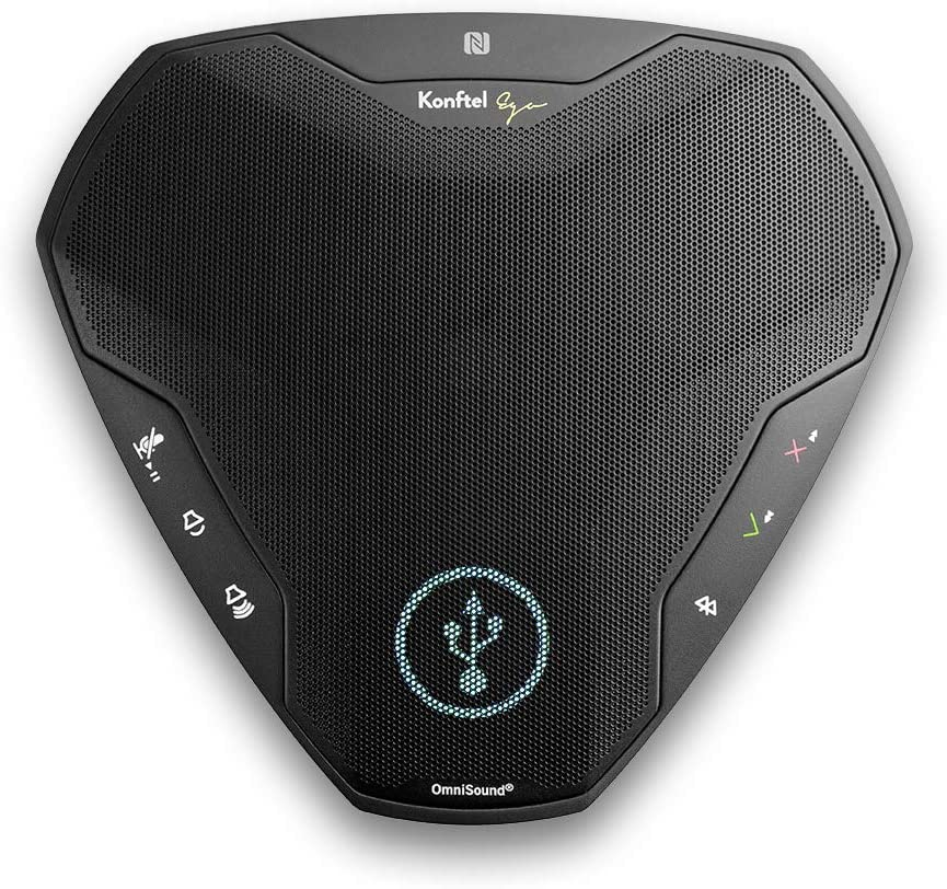 Best Bluetooth Speakerphone for Home Office Review In 2020-2021-10TechPro