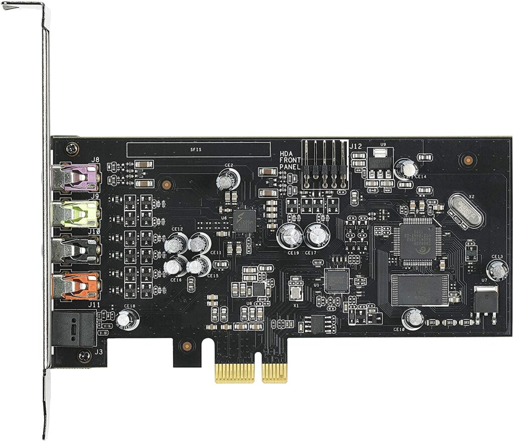 Best Internal Sound Card for PC In 2021: In-depth Review-10TechPro