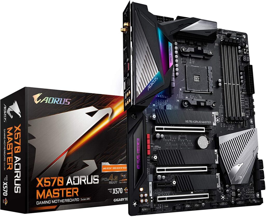 Best AMD X570 Motherboard In 2021: The Ultimate Review-10TechPro