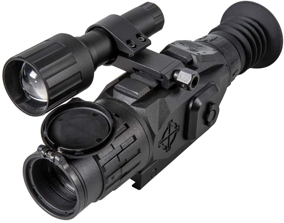 Best Night Vision Scope Under 1000 Dollars Review In 2021-10TechPro