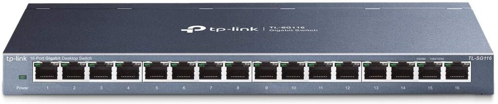 Best 16 Port Gigabit Switch In 2021: The Ultimate Review-10TechPro