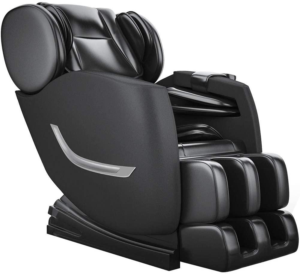 Best Zero Gravity Massage Chair Under 1000 Review In 2021-10TechPro