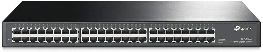 Best 48 Port Gigabit Switch In 2021: The Ultimate Review-10TechPro