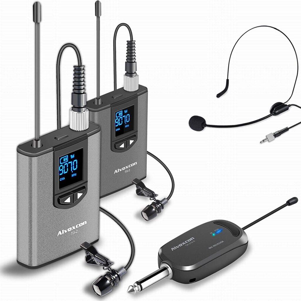 Best Wireless Lavalier Microphone In 2021: In-depth Review-10TechPro