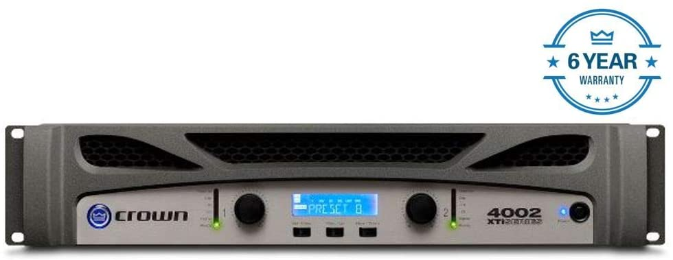 Best Crown Power Amplifier In 2021: The Ultimate Review-10TechPro