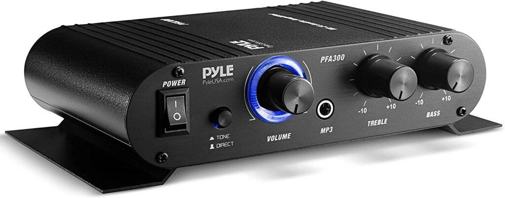 Best Pyle Power Amplifier Receiver In 2021: In-depth Review-10TechPro