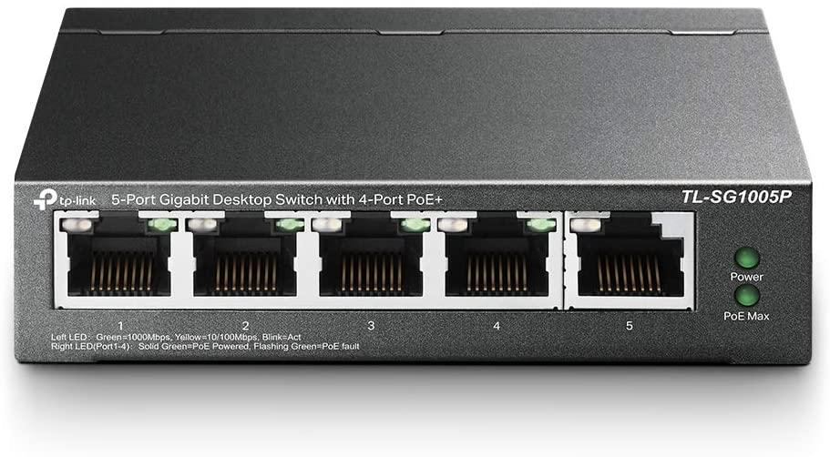 Best 5 Port Gigabit Switch In 2021: In-depth Review-10TechPro