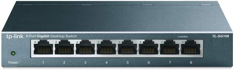 Best 8 Port Gigabit Switch In 2021: The Ultimate Review-10TechPro