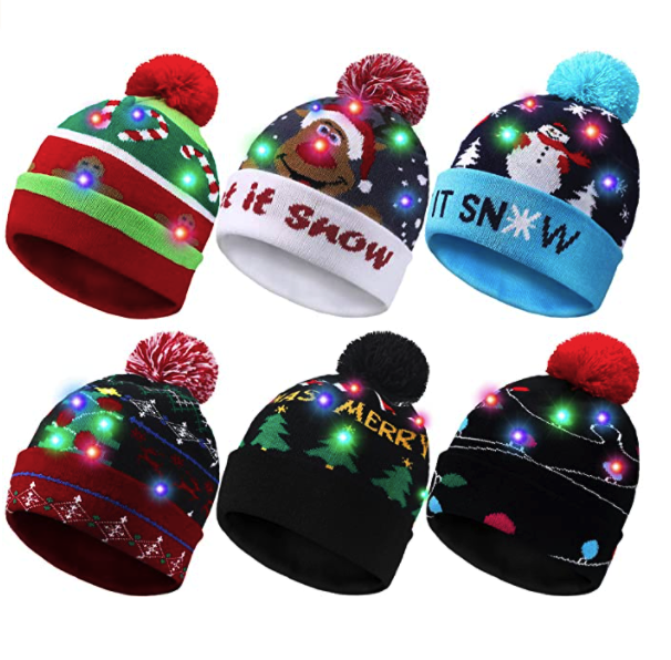Best LED Beanie Hat With Light In 2021: The Ultimate Review-10TechPro